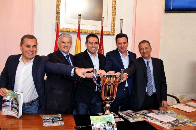 El próximo domingo se celebra en Alcantarilla el XXVI Trofeo Guerrita de ciclismo - 1, Foto 1