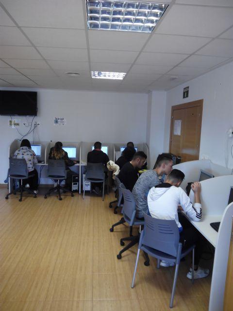 Jóvenes desempleados del proyecto labor 2.0: garantía juvenil han participado en talleres formativos, Foto 1