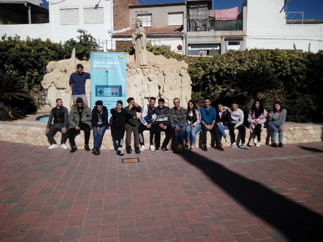 Jóvenes desempleados del proyecto labor 2.0: garantía juvenil han participado en talleres formativos, Foto 2
