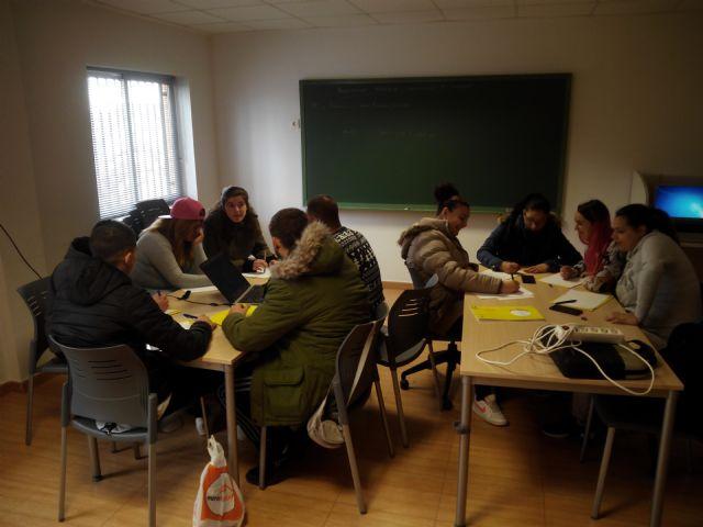 Jóvenes desempleados del proyecto labor 2.0: garantía juvenil han participado en talleres formativos, Foto 3