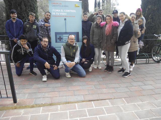 Jóvenes desempleados del proyecto labor 2.0: garantía juvenil han participado en talleres formativos, Foto 4