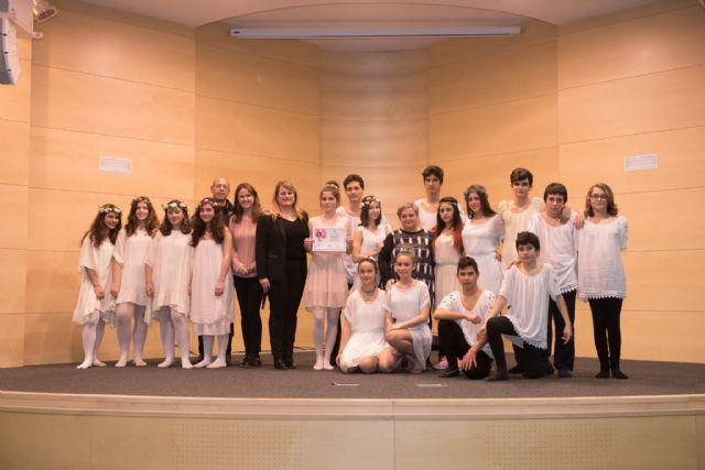 Teatro por la igualdad en Mazarrón, Foto 1