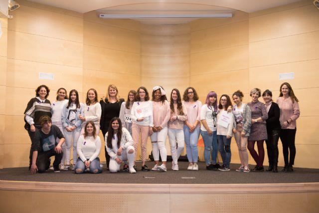 Teatro por la igualdad en Mazarrón, Foto 2