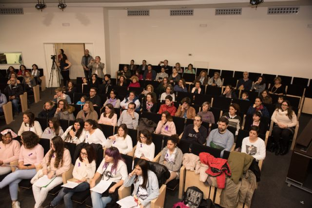 Teatro por la igualdad en Mazarrón, Foto 5