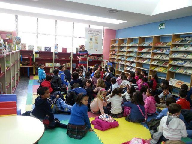 Clara Sáenz de Tejada cerrara la programación trimestral de Sábados de Cuento el día 10 a las 12 horas en la Biblioteca Infantil y Juvenil - 1, Foto 1