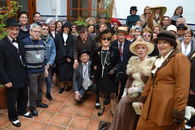 El XVIII Rally Región de Murcia de Coches Antiguos y Clásicos ha llegado hoy a Calasparra - 1, Foto 1