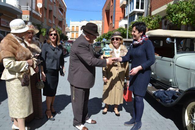 El XVIII Rally Región de Murcia de Coches Antiguos y Clásicos ha llegado hoy a Calasparra - 3, Foto 3