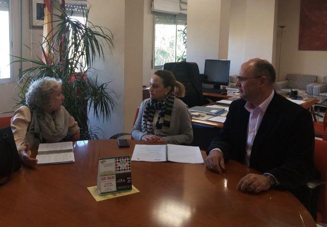 Reunión en Murcia para el impulso al necesario Centro de Día - 1, Foto 1