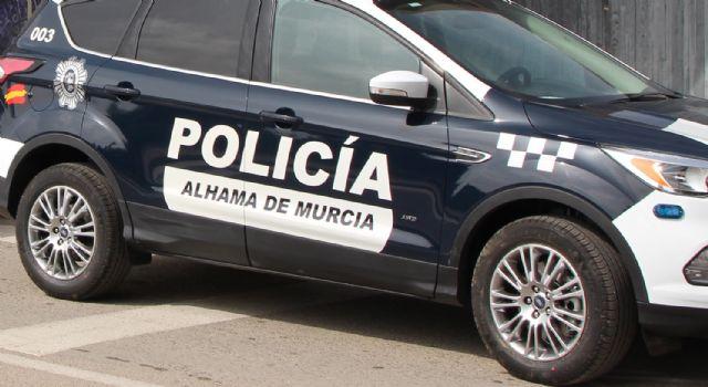 15 agentes de la Policía Local de Alhama colaboran la búsqueda del niño desaparecido en Níjar, Foto 1