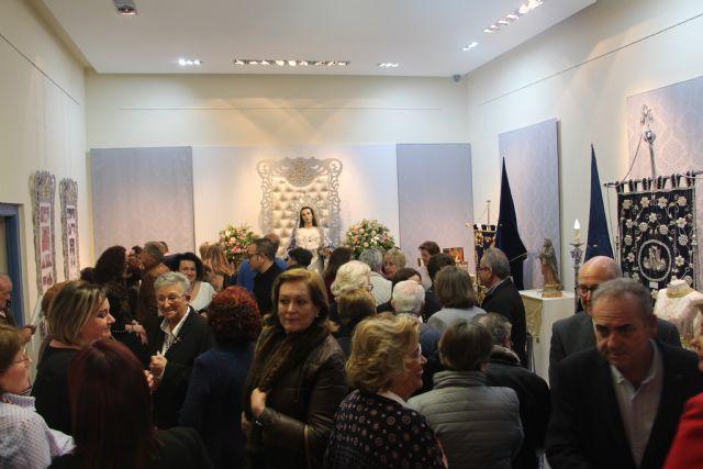 La Cofradía de la Santísima Virgen de los Dolores expone su patrimonio e historia en el museo Barón de Benifayó - 1, Foto 1