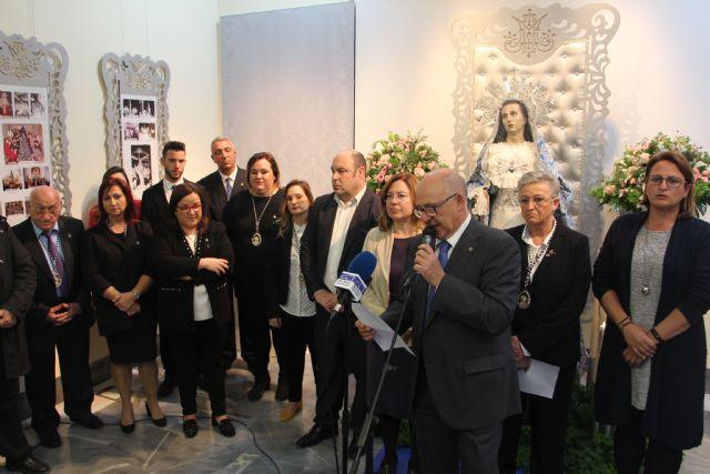 La Cofradía de la Santísima Virgen de los Dolores expone su patrimonio e historia en el museo Barón de Benifayó - 2, Foto 2