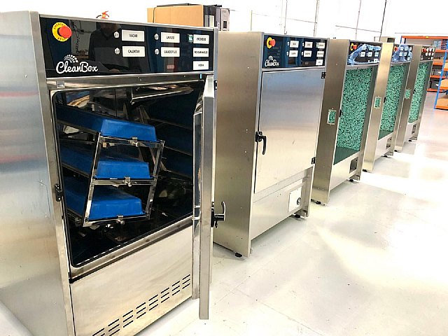 La empresa UCEMACHINES crea el sistema para terminar con los Patógenos en los aeropuertos - 1, Foto 1