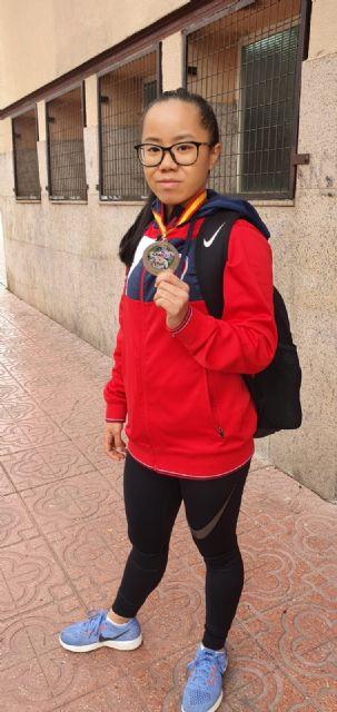 La murciana Irene Yao Alcaraz Carrión, disputa la final en la 1º Fase de la Liga Nacional de Karate - 4, Foto 4