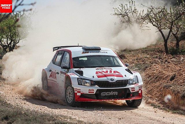 Primera prueba del CERT superada para los equipos con MRF Tyres - 1, Foto 1