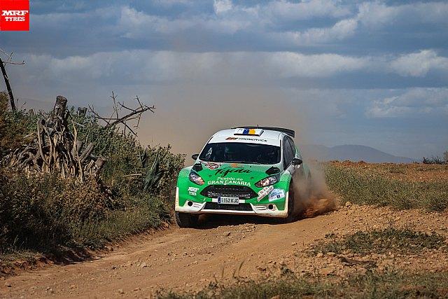 Primera prueba del CERT superada para los equipos con MRF Tyres - 2, Foto 2