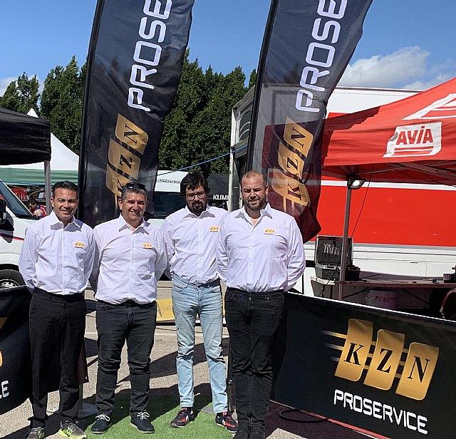 KZN Proservice, nuevo equipo de competición en el nacional de rallies - 1, Foto 1