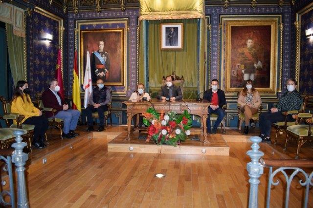 Mazarrón celebra el Día Internacional de la Mujer con la lectura del manifiesto por el 8-M y la plantación de una jacaranda - 2, Foto 2