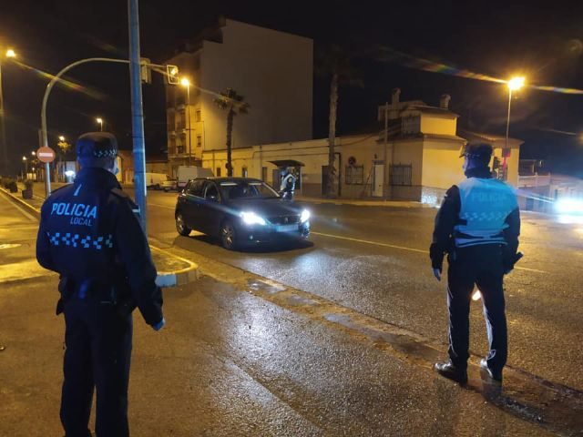 La alcaldesa de Puerto Lumbreras hace un llamamiento a la responsabilidad para salir de la situación de riesgo extremo por COVID-19 - 3, Foto 3