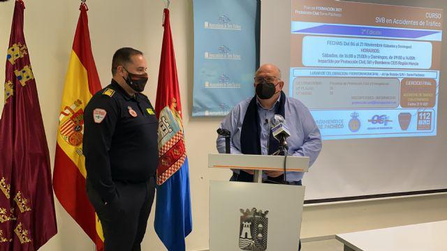 Presentación Plan Formación Protección Civil - 1, Foto 1