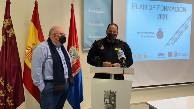 Presentación Plan Formación Protección Civil - 2, Foto 2