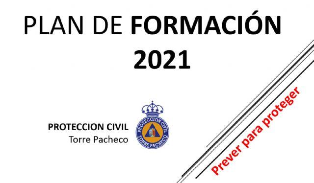 Presentación Plan Formación Protección Civil - 5, Foto 5