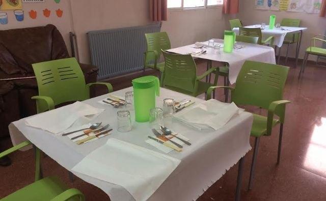 Se reanuda el Servicio de Catering y Comedor en el Centro Municipal de Personas Mayores sólo en lo correspondiente a los Centros de Día del Ayuntamiento, Foto 1