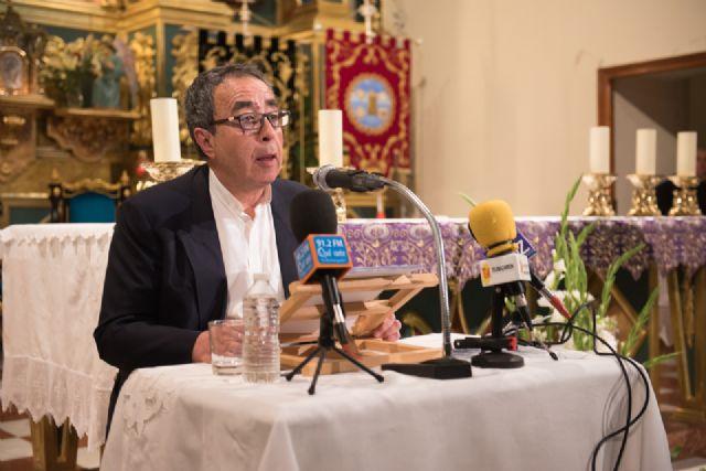 El pregón de Salvador Jorquera abre la Semana Santa de Mazarrón, Foto 1