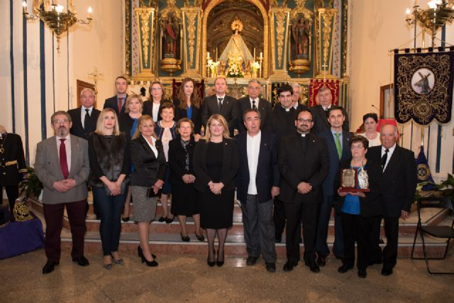 El pregón de Salvador Jorquera abre la Semana Santa de Mazarrón, Foto 2