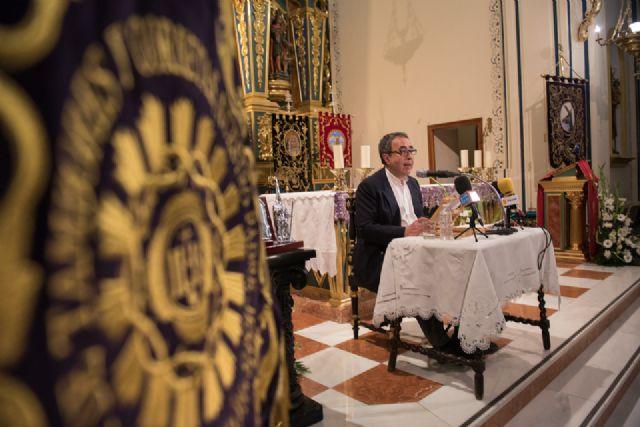 El pregón de Salvador Jorquera abre la Semana Santa de Mazarrón, Foto 3