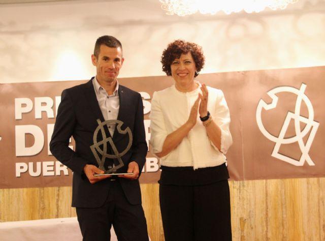 Juan Miguel Cuenca y Mª Carmen Romero galardonados como mejores deportistas - 2, Foto 2