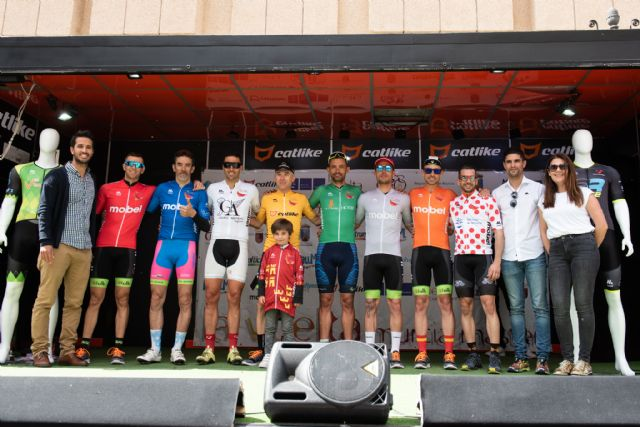 José David Gómez vence en la IV Vuelta a Murcia Máster disputada en Mazarrón, Foto 1