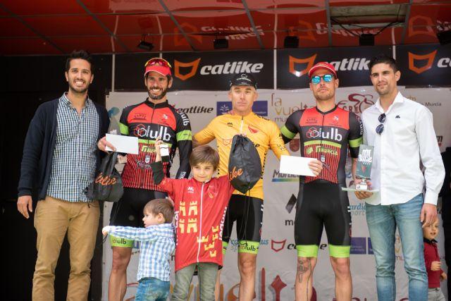 José David Gómez vence en la IV Vuelta a Murcia Máster disputada en Mazarrón, Foto 2