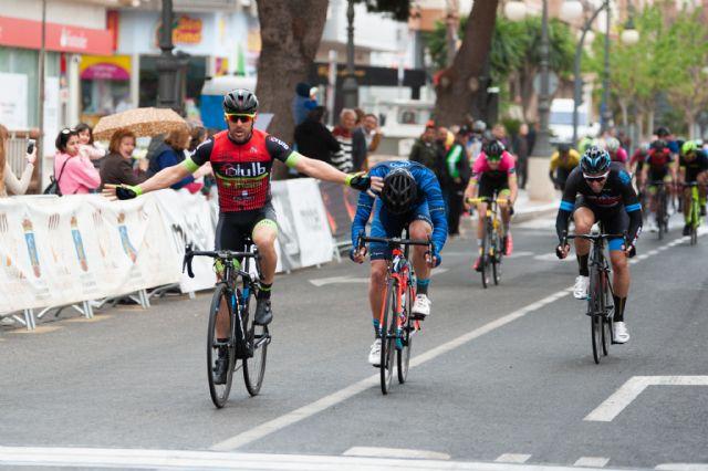 José David Gómez vence en la IV Vuelta a Murcia Máster disputada en Mazarrón, Foto 3