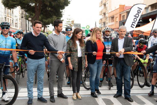 José David Gómez vence en la IV Vuelta a Murcia Máster disputada en Mazarrón, Foto 4