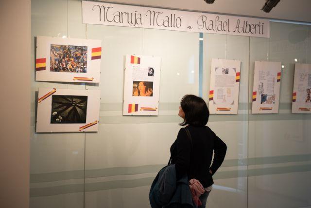 La Universidad Popular alberga una exposición dedicada a 18 intelectuales vinculados a la II República, Foto 1