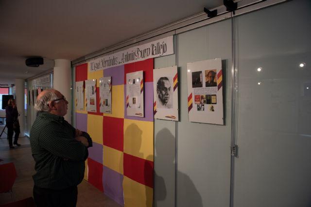 La Universidad Popular alberga una exposición dedicada a 18 intelectuales vinculados a la II República, Foto 5