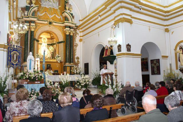 La Virgen de Lourdes visita Puerto Lumbreras - 3, Foto 3