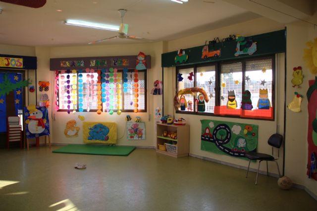 Abierto el plazo de matrícula 2018-19 para la Escuela Infantil Gloria Fuertes y CAI Los Cerezos, Foto 1