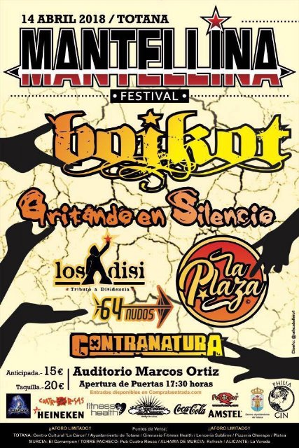 "The I ""Mantellina Festival"" is celebrated next Saturday, with the performance of five musical groups - 2"