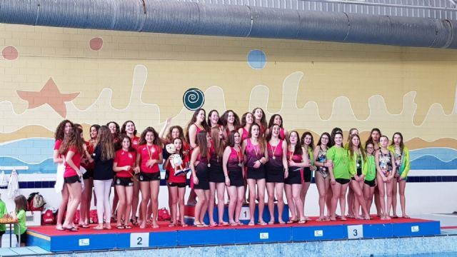 Las deportistas alhameñas vuelven a brillar en un fin de semana repleto de éxitos, Foto 3