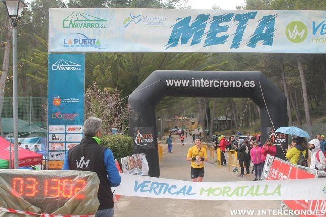 Moratalla dictaminó los títulos regionales de Trail - 1, Foto 1
