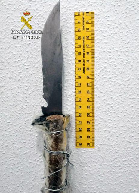 La Guardia Civil detiene a un experimentado delincuente por una decena de robos viviendas de Campos del Río - 2, Foto 2