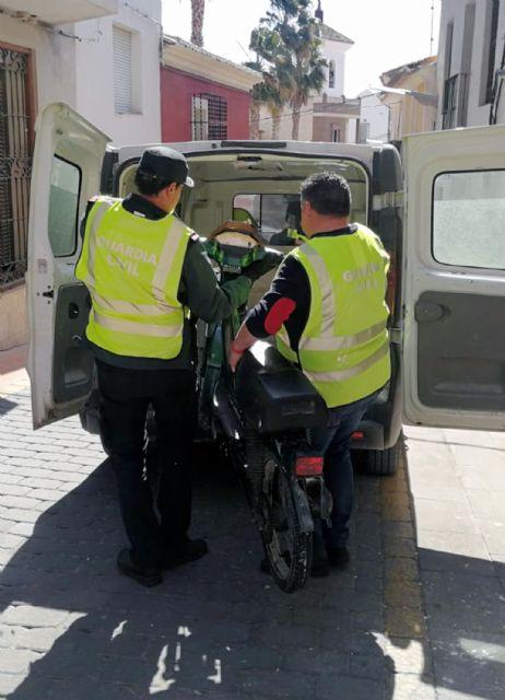 La Guardia Civil detiene a un experimentado delincuente por una decena de robos viviendas de Campos del Río - 3, Foto 3