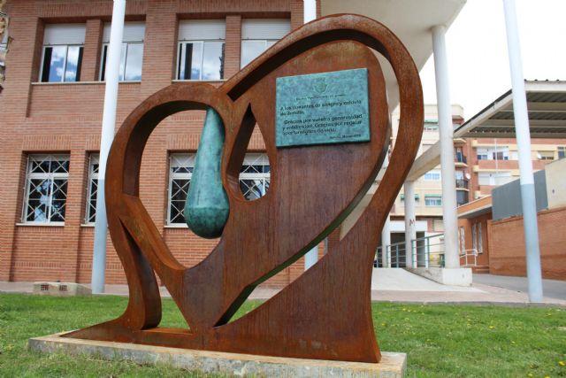 Jumilla dedica un monumento a los donantes de sangre y de médula - 1, Foto 1