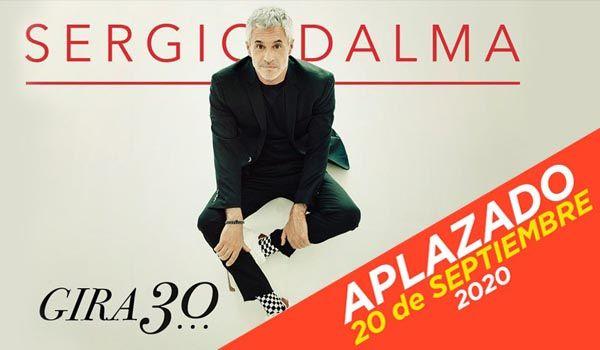Sergio Dalma aplaza su concierto de El Batel al 20 de septiembre - 1, Foto 1