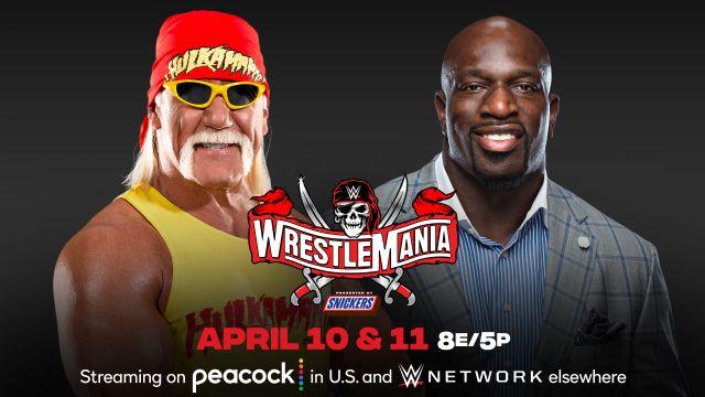 ¡Ya llegó! ¡Ya está aquí! ¡WrestleMania37! - 1, Foto 1