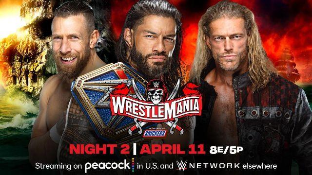 ¡Ya llegó! ¡Ya está aquí! ¡WrestleMania37! - 2, Foto 2