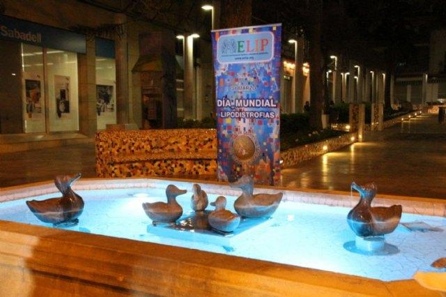 El ayuntamiento de Alhama de Murcia se suma al Manifiesto del Día Mundial de las Lipodistrofias - 2, Foto 2