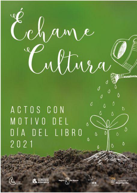 Yerma, Frozen 2 y Nacho Montes entre las actividades del programa 'Échame cultura' para conmemorar el Día del Libro - 3, Foto 3