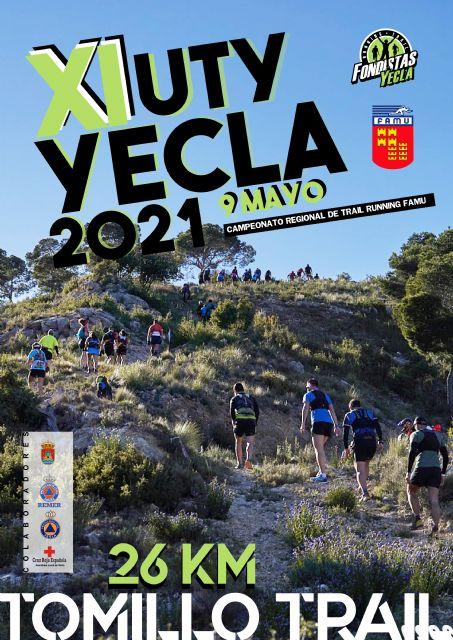 El 9 de mayo, Yecla se convierte en capital regional de Trail Running - 1, Foto 1